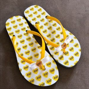 Shoes - New Virginia Commonwealth Flip Flops